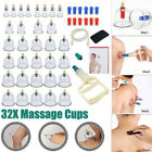 6/12/24/32pcs/Set Cupping Vacuum Massage Cups Therapy Health Acupuncture Suction