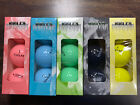 VGolf Icicle Golf Balls 1 Sleeve 3 balls - Tons Of Colors - Select Color-