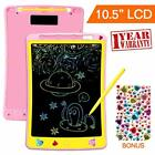 LCD Writing Tablet Drawing Board - 10.5 Inch Colorful Screen Electronic Writing