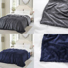 Premium New Breathable Snugly Blanket Soft Luxury Fleece Thick Warm Travel Mink