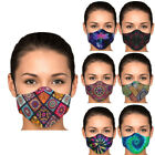 Printed Face Mask Protective Reusable Mask Women Fashion Cotton Funny Mask Lot