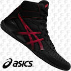 Asics Matcontrol 2 Men's Wrestling Shoes Black / Red - Free Ground Shipping