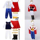 Child Boys Cosplay Costume Outfits King/Prince Role Play Kids Fancy Dress Up Set