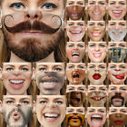 3d-print Funny Face Mask Protective Covering Washable Reusable Adult Women Men