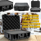 5 Sizes Waterproof Hard Tool Case Camera Photography Storage Box with