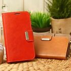 MNG Secret Wallet Case for LG G7 G6 G5 G4 / V40 V30 V20 / LG Q7 Q7+ Q8 Q6 Q6+