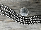 Lovely Navajo Pearls Necklace 4, 5, and 8mm Pearls ~ Choose Length ~