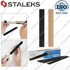 New Staleks DISPOSABLE FILES-CASES PAP MAM 100,180,240 Grit  MBE-20 Metal base