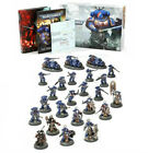 Warhammer 40k Indomitus Primaris SPACE MARINES Army box Lot New Marine NOS