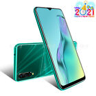 6.6 In Large Screen Smartphone Android 9.0 Quad Core 2sim Unlocked Mobile Phone