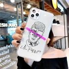 Cool Rapper Lil Peep Style Soft Phone Case Cover For iPhone 8 X XS XR 11 PRO MAX