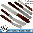 Stainless Steel Spatula Kitchen Utensil Chefs Knives Baking Tool Pastry Spreader