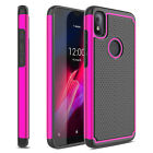 For T-Mobile REVVL 4/4+/REVVL 5G Phone Case Shockproof Hybrid Rugged Armor Cover