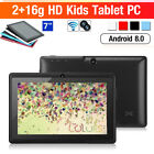 Android 8.0 7inch 18G 1080 HD Tablet PC WIFI buletooth Quad-core Pad Computer EU