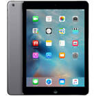 NEW Apple iPad Air 1 Wi-Fi or Cellular 16GB 32GB 64GB 128GB - Gray - Silver