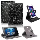 360 Rotating 7* Inch Case For Amazon Fire 7 Kindle Fire HD 7 Tablet Free Stylus