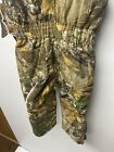 Berne Kid's Insulated Bib Overalls, Color: RealTree Edge Camo, New With Tags