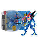 Tomy Monsters ASH-GRENINJA QUAJUTSU SACHANOBI Action Figure 5.8""