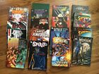 Comic Book Novel Marvel DC Superman Batman Spiderman X-Men Thor Captain America