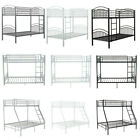 Twin Bunk / Triple Bunk Beds Metal Frame for Sleeper Child Kid Adult Bed Frame