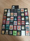 Over 50x Atari 2600/7800 Games, From £2.98 Each With Free Postage, Trusted Shop