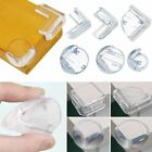 4Pcs Clear Rubber Furniture Corner Edge Table Cushion Guard Protector Baby Safty