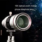 18X Zoom Telescope Telephoto Camera Lens+Clip For iPhone 11 Pro Max XS 8 7 SE2