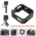 Ulanzi GM‑3 Action Camera Cage Sport Camera Protection Frame Black for GOPRO MAX action black cage camera for frame gopro protection sport ulanzi