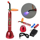 Dental LED Curing Light Lamp Wireless Cordless 1800mW CL