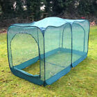 1.35m H Double Pop up Cage for Garden Plant Protection Netting Veg and Fruit gyo