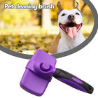 Pet Hair Grooming Shedding Remover Brush Handheld Dog Cat Manual Needle Comb