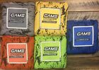 Game Changer Pro Cornhole Bags ACL ACO Approved Allcornhole In Hand 4 Bags