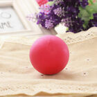 Boomer Red Ball Indestructible Solid Dog Toy Various Pet Size puppy New