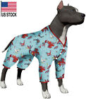 LovinPet Big Dog Pajamas Large Size/Large Breed Dog Clothes