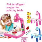Children Magnetic Plastic Drawing Board Projector Painting Educational Tool New