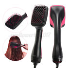 Salon Beauty 2 in 1 1000W Smoothing Hair Dryer  Paddle Brush Hair Styler Comb
