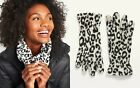 NWT Old Navy Performance Fleece Neck Face Warmer Snood Text-Friendly Gloves Set