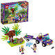 LEGO 41421 Friends Baby Elephant Jungle Rescue Play Set with Stephanie, Camp