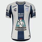 Charly 2020-21 Pachuca Home Jersey - Grey-Navy