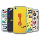For Iphone 7 8 Se 2020 Silicone Case Cover Retro Collection 2