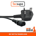 'Uk Mains Power Lead Cable Cord For Reebok Treadmill Long 1-2-3-5 Meter