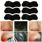 10x Blackhead Remover Nose Strips Removal Pore Cleansing Unclogging Black/White
