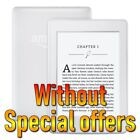 [Without special offers/ads, White] Amazon Kindle Paperwhite (300 ppi) 7th gen