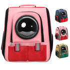 Cat Backpack Window Carrier Bag Portable Space Capsule Carrying Cat Travel Bag
