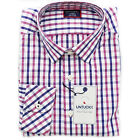 UNTUCKit Dress Shirt, Men's Tall Regular-Fit Long Sleeve Gingham Bonnet, 31223T