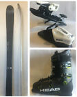 2021 Head Kore 87 Ski Package 171,180 CM Bindings & Boots sizes 28.5-30.5 extra