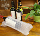 INFLATABLE AIR PACKAGING BUBBLE PACK WRAP BAG FOR WINE GLASS BOTTLE POSTING