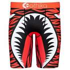 NEW Ethika Men's The Staple Long Boxer Briefs Underwear Compression Comfortable