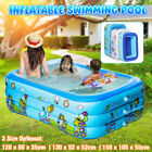 Inflatable Kids Swimming Pools Summer Water Play Center Baby Garden Batin