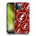 OFFICIAL THE FLASH TV SERIES LOGOS SOFT GEL CASE FOR APPLE iPHONE PHONES